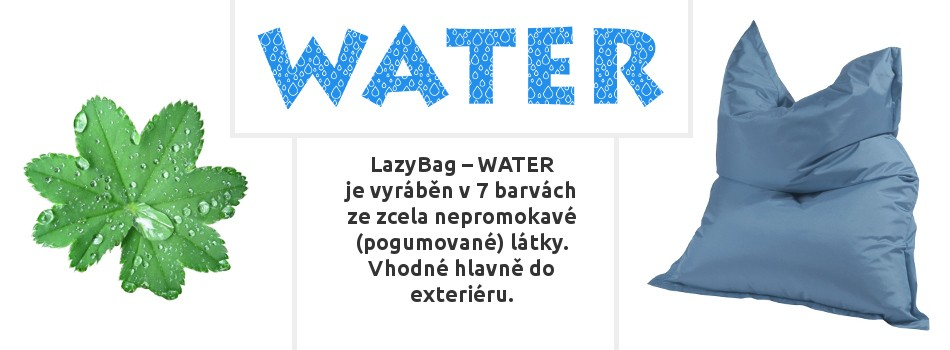 LazyBag WATER